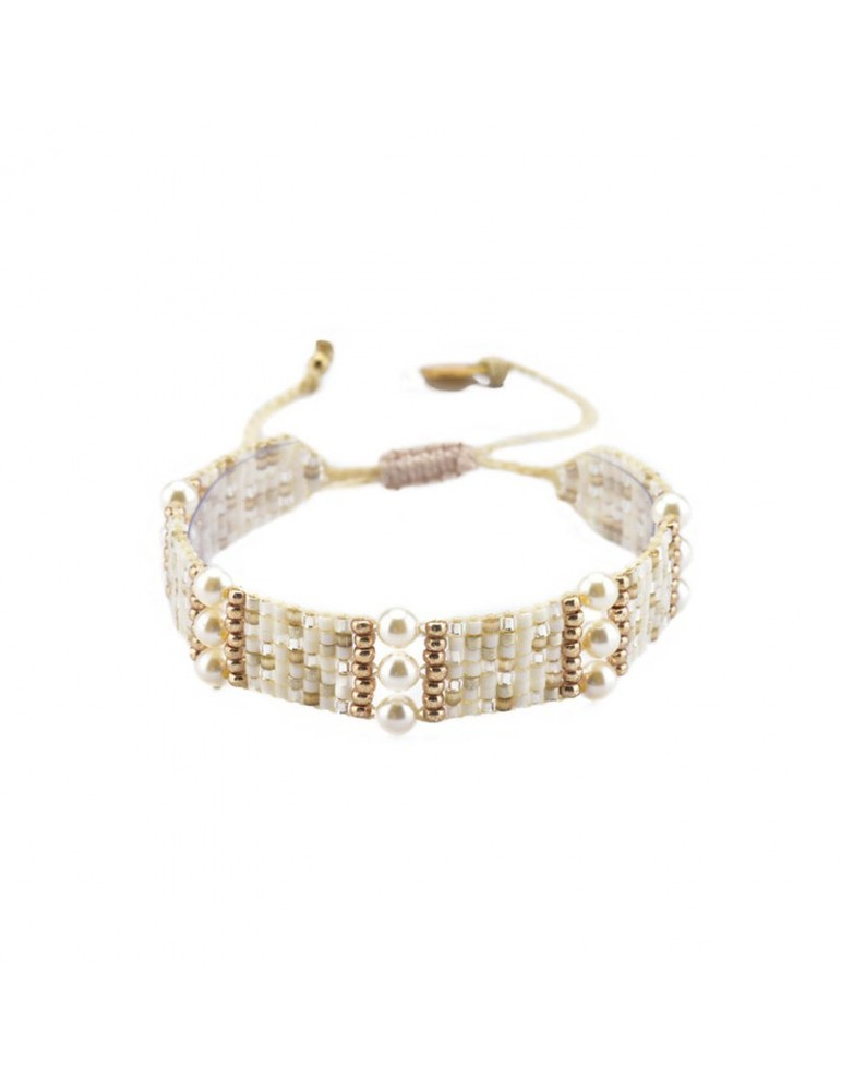 Bracelet Nahui Pearl