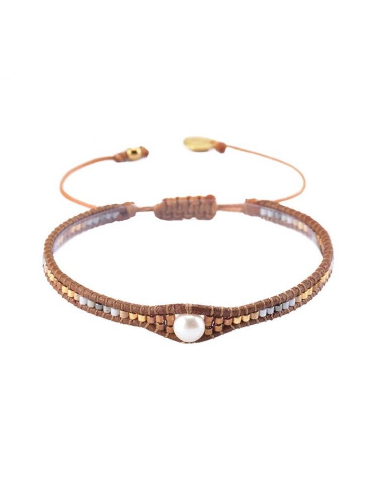 bracelet pearly eye