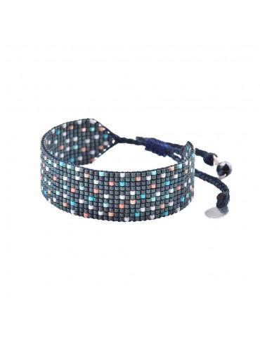 Bracelet manchette DOTSY B