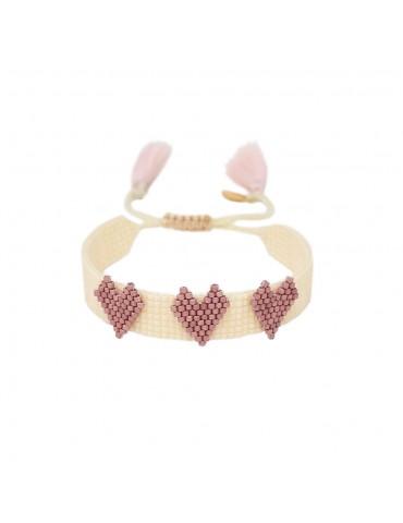 Bracelet LOVE X3