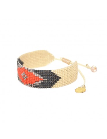 Bracelet Manchette PEEKY