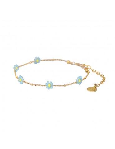 Bracelet FLOWER CHAINE B