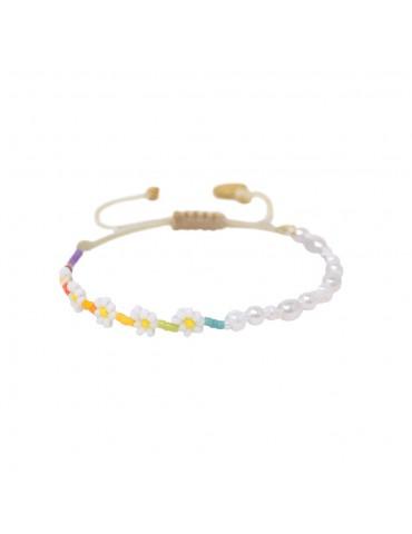 Bracelet PEARLY FLOWER B
